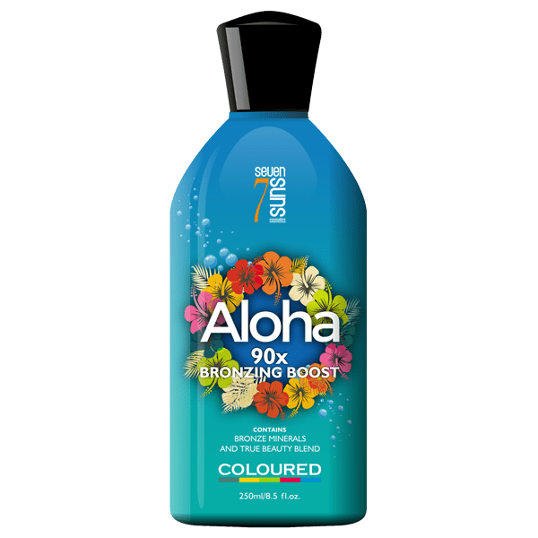 Aloha bottle